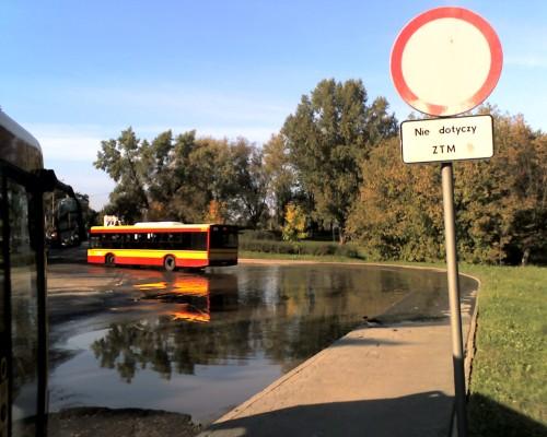 Zatoka Autobusowa