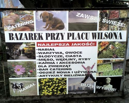 bazarek_plac_wilsona