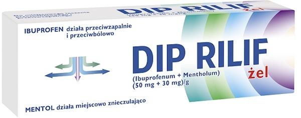 dip rilif