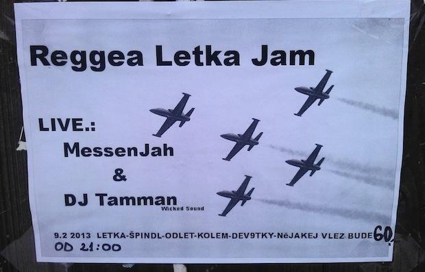 reggae letka jam